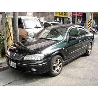 《昆定汽車》2000年 Nissan/日產【Sentra 180】頂級 1.8L