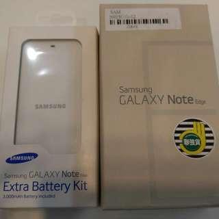 Samsung Note Edge N915 白 全新 未取貨
