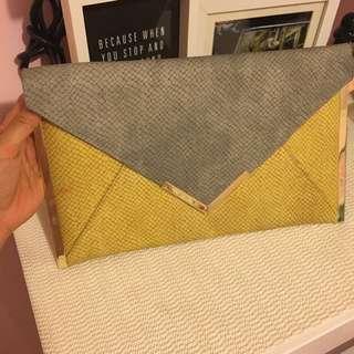 ASOS Envelope Clutch Bag