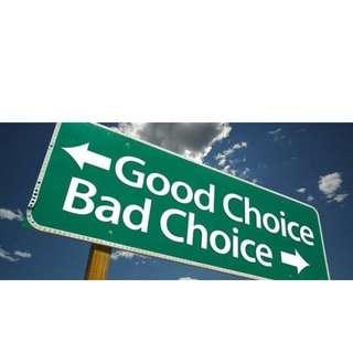 選擇比努力重要 給自己改變的契機