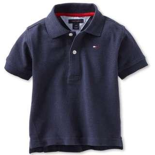 美國Tommy Hilfiger男寶男童短袖上衣,預計3/25到貨