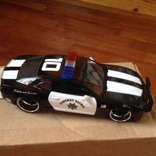 1:24 Die Cast Police Car