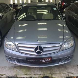Mercedes-Benz C200 For Rent!