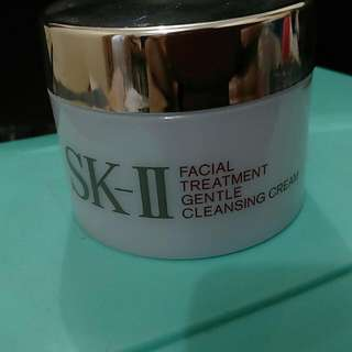 SK-II, Facial Treatment Gentle Cleansing cream, 15g