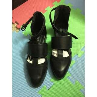尖頭鞋 紳士鞋