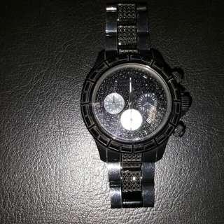 Toywatch Black Stones Watch
