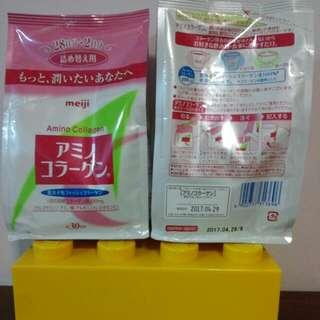 (特價)明治meiji膠原蛋白粉-30日份