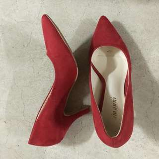 Red Sexy Heels