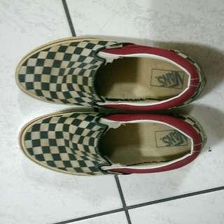 Vans休閒鞋