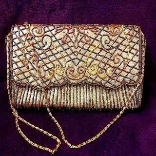 超經典時尚金鍊包