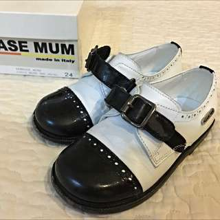 Please Mum Brogue Shoes For Boys (preloved)