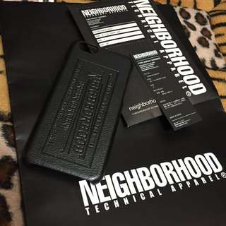 NEIGHBORHOOD CL-iPhone CASE 黑