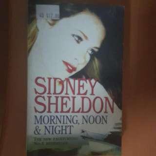 SIDNEY SHELDON - Morning, Noon & Night