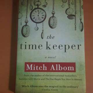 MITCH ALBUM - The Time Keeper (Hard Cover)