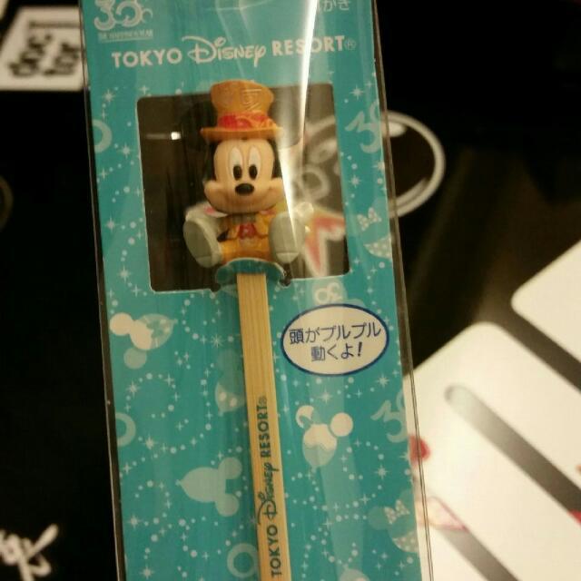 日本迪士尼米奇掏耳棒