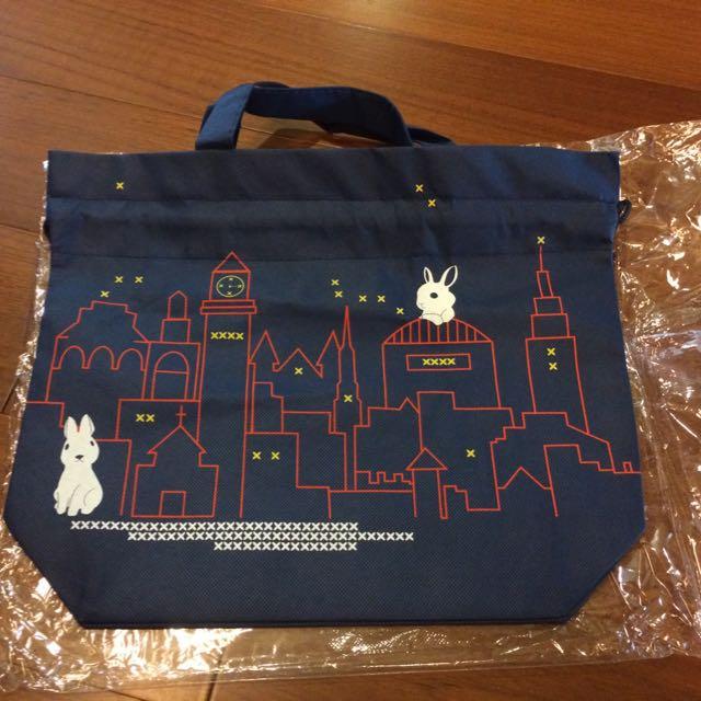 全新 手提袋 購物袋 塑口袋