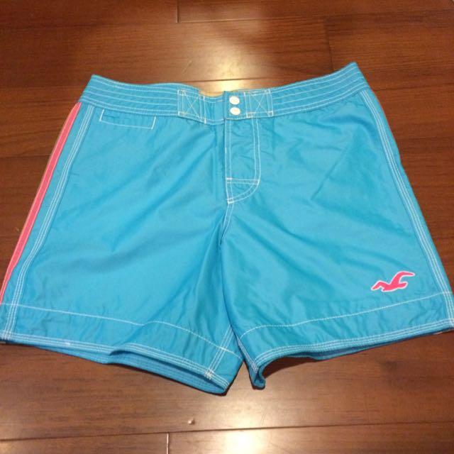 美國購入 Hollister 海灘褲 XS