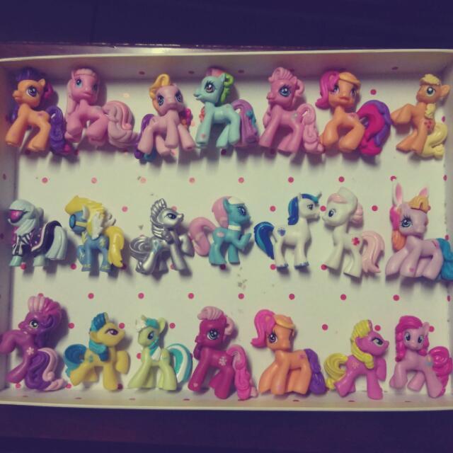 彩虹小馬 my little pony  正版 公仔 玩具