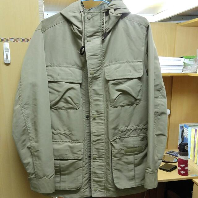 日版 Uniqlo風衣 M號