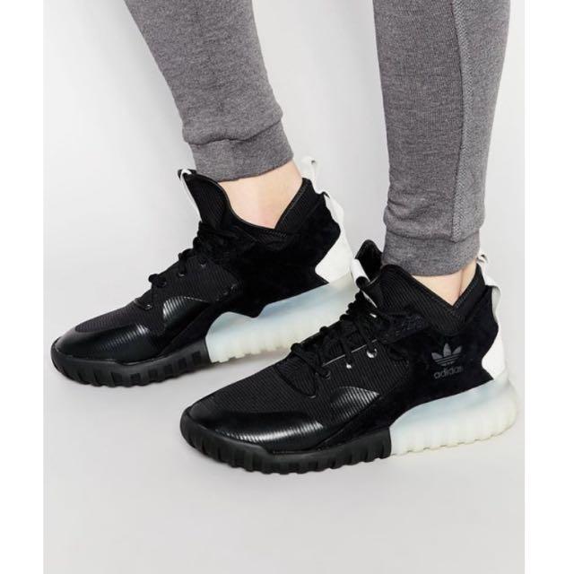 代購〰adidas Originals Tubular X 黑白 果凍底(完售)