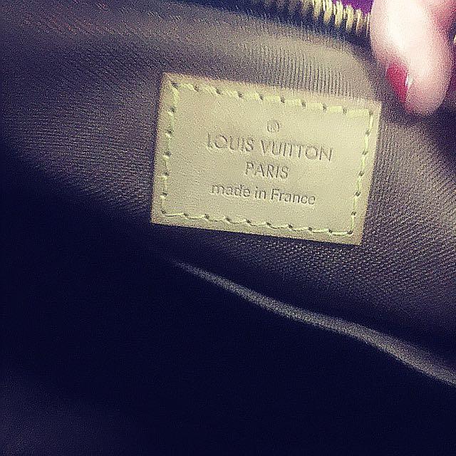 8aa4e829ad2e Authentic Louis Vuitton Bag With Strap ! Flash Sale   880 ! Chanel Hermes  Coach Burberry Celine Speedy Ysl Goyard Victoria Secrets
