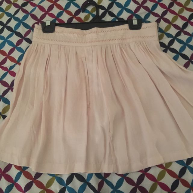 Baby Pink Skirt (Large)