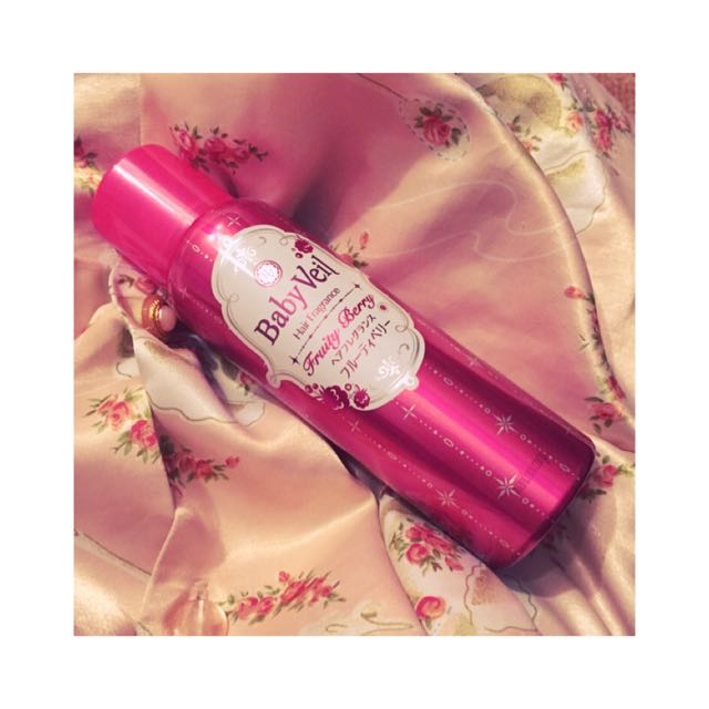 Baby Veil💋Hair Fragrance 甜蜜莓果