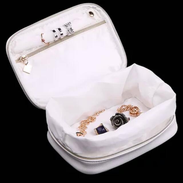 🌈韓國bag In Bag 女神訂製款質感首飾包收納包