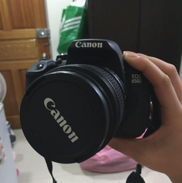 Canon EOS 650D 單眼 可拆 限面交