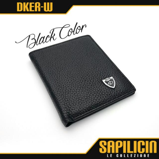 DKER Genuine Leather Mini Slim Wallet Dompet Pria Tipis Kulit Sapi Asli (DKER-W), Men's Fashion, Men's Bags & Wallets, Wallets on Carousell