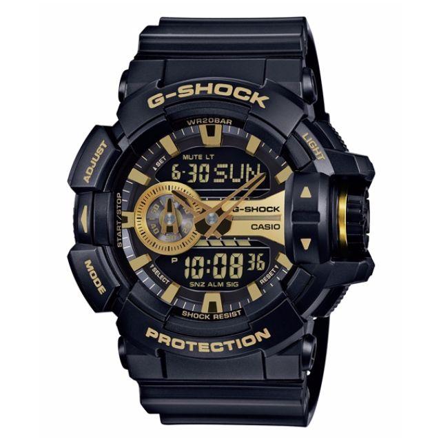 G-SHOCK 3月新品 GA-400GB-1A9