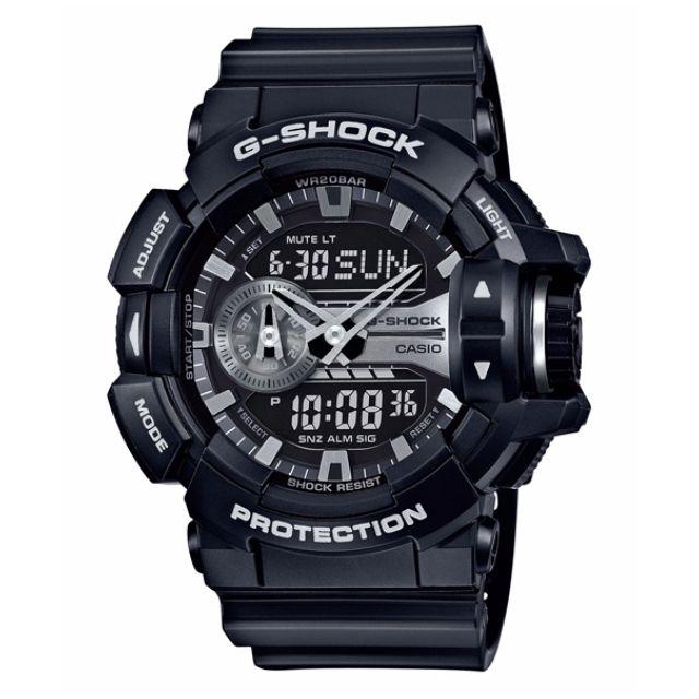 G-SHOCK 3月新品 GA-400GB-1A