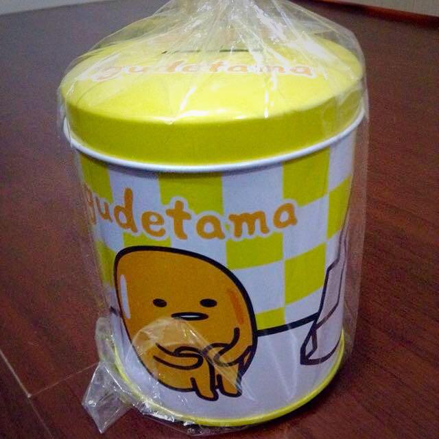 蛋黃哥存錢筒💰(Gudetama)