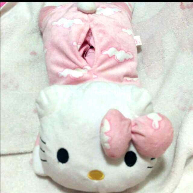 Hello Kitty面紙盒