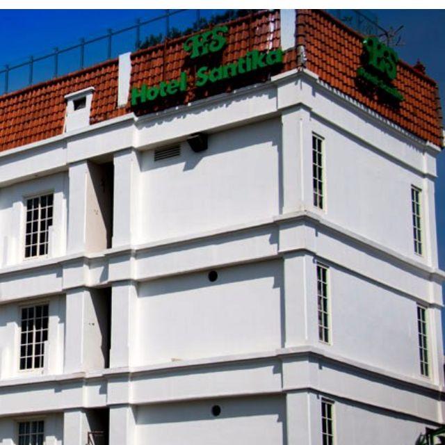 Hotel Santika Seminyak Bali Voucher Kamar Superior Tickets