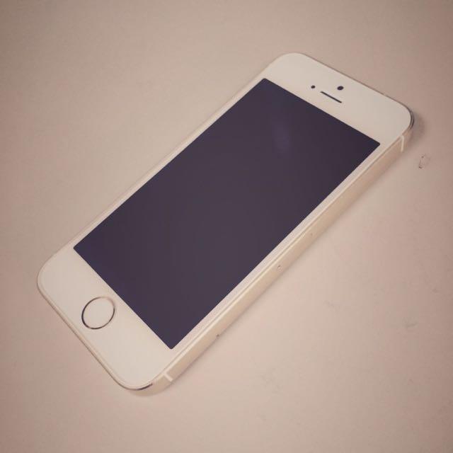 iPhone 5s 16g 金色