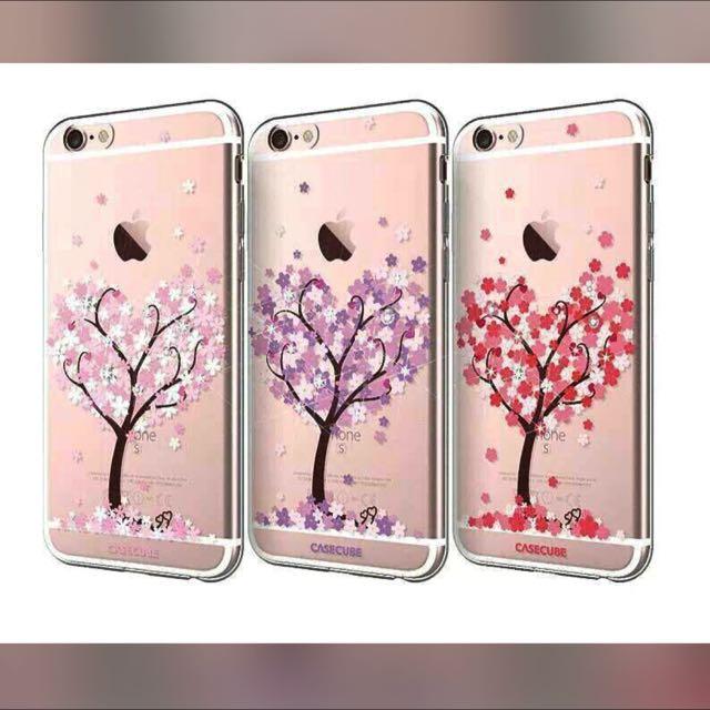 iPhone 軟殼 愛情樹系列