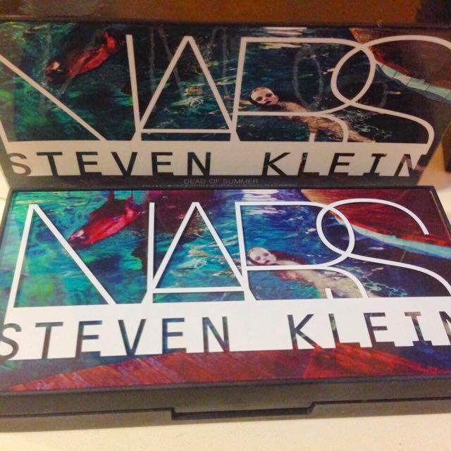 🔛[降價]NARS x Steven Klein聯名 眼彩盤