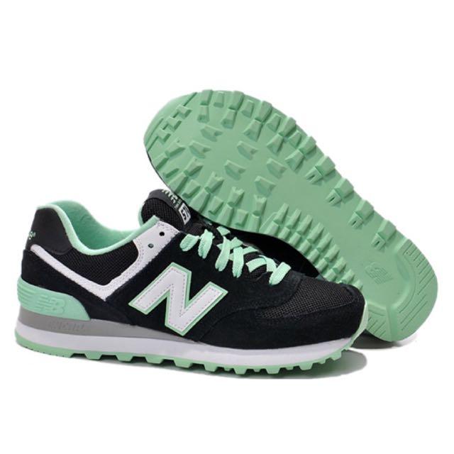 Nb574 經典版 New balance 休閒鞋