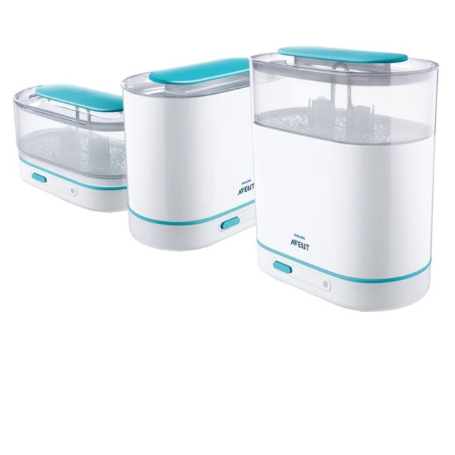RESERVED. Philips Avent 3-in-1 Electric Sterilizer