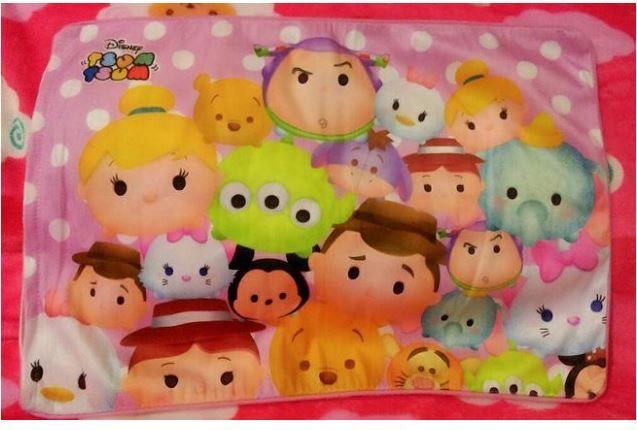 迪士尼Tsum Tsum系列枕頭套
