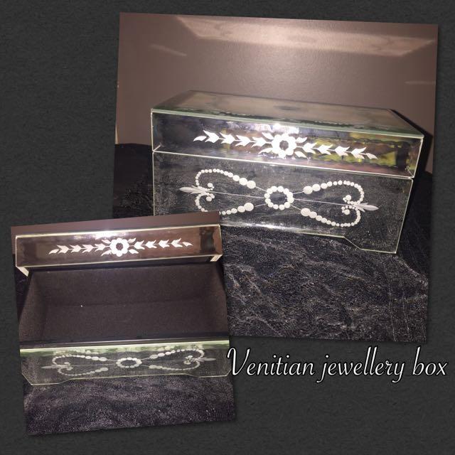 Venetian Jewellery Box