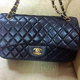 Chanel 2.55 Classic Lah skin Gold Hardware.       Hermes Prada Gucci Goyard Asos Chanel Le Boy Flash sale Rolex Mds Love Bonito Panerai Victoria Secrets