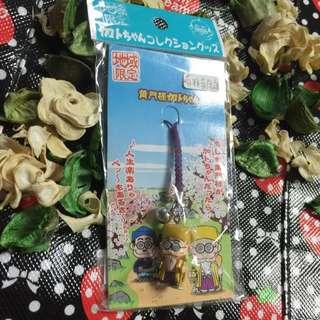 日本限定加藤茶先生 黃門樣鑰匙圈 手機吊飾 可愛收藏