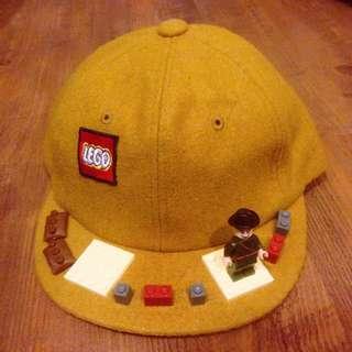 LEGO帽