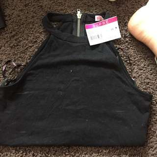 crop top brand new with tags