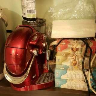 Tiziano Caffe義式膠囊咖啡機(可議價)