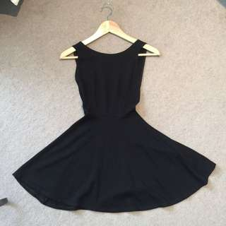 American Apparel Backless Dress Size XS