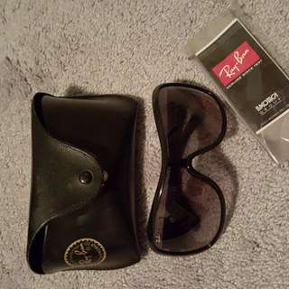 Authentic Ray Ban Sunglasses. Worn Twice