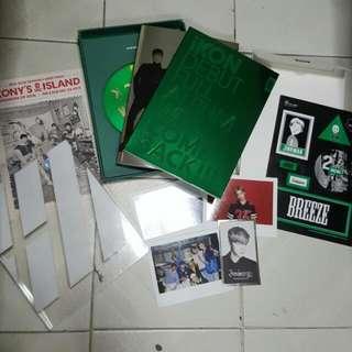 Ikon Full Debut Welcome Back Album